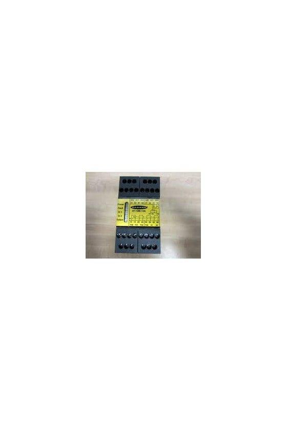 AT-GM-13A (66089) RELEVADOR DUO-TOUCH 115AC/24VDC 4N/O 1N/C 1NPN 1 PNP