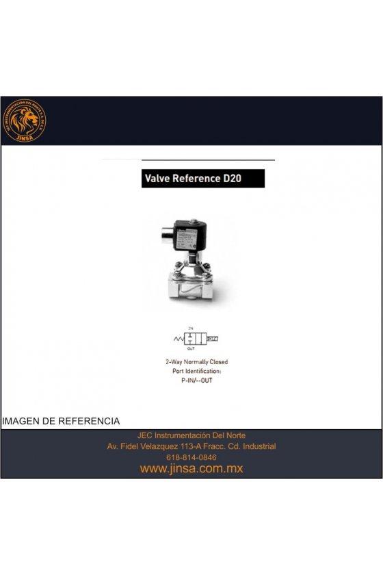 73218BN3TE00 VALVULA 3/8  ORI 5/8  5-150PSI  210 GRAD F