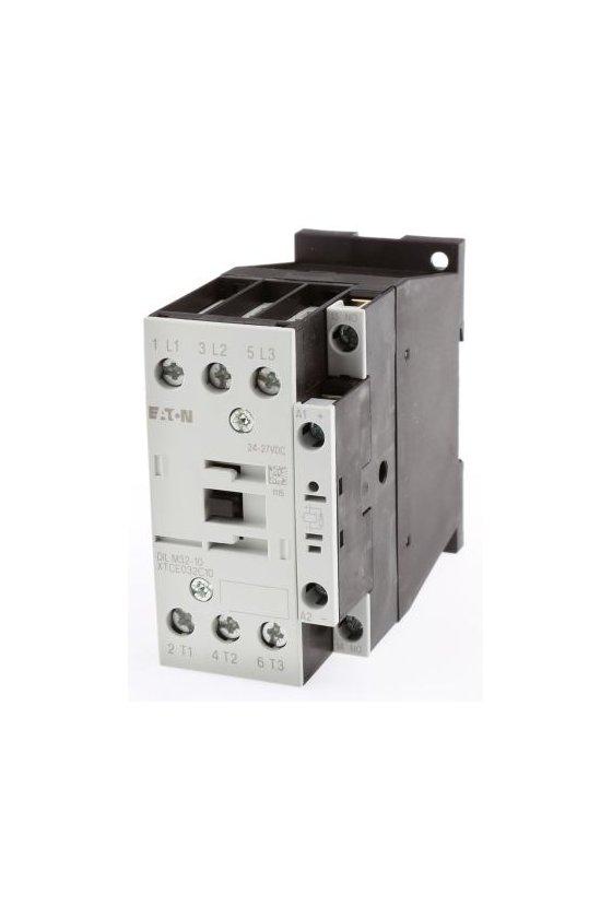 277277 Contactor, 3p + 1N / O, 15kW / 400V / AC3 DILM32-10(RDC240)