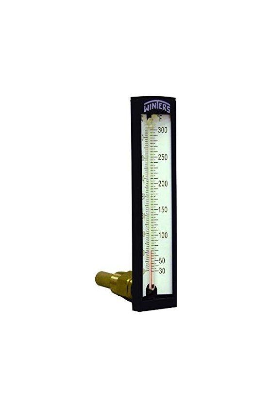 TAS150 Termometro pedestal 5x2 angulo0+115 grad c/ +30+240 grad f