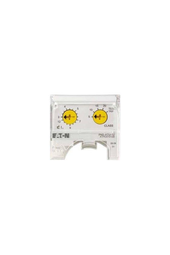 121725 Bloque de disparo, 3-12A, estándar, protección del motor PKE-XTU-12