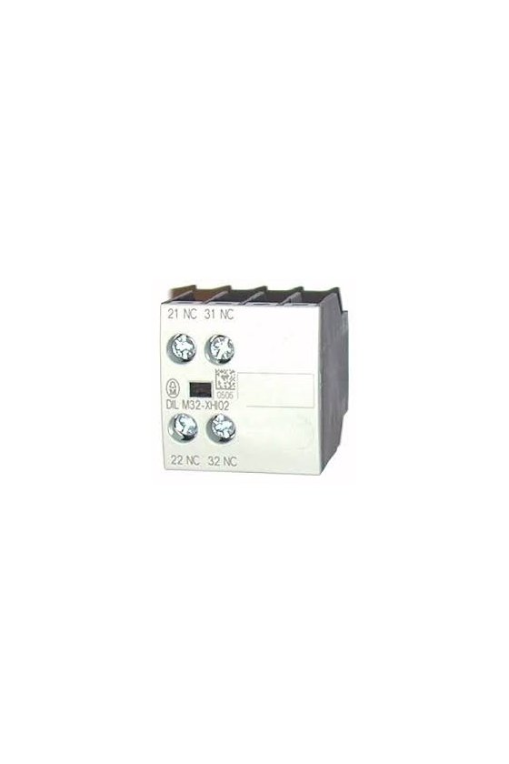 277376, Módulo de contacto auxiliar, 1N / O + 1N / C, DILM32-XHI11