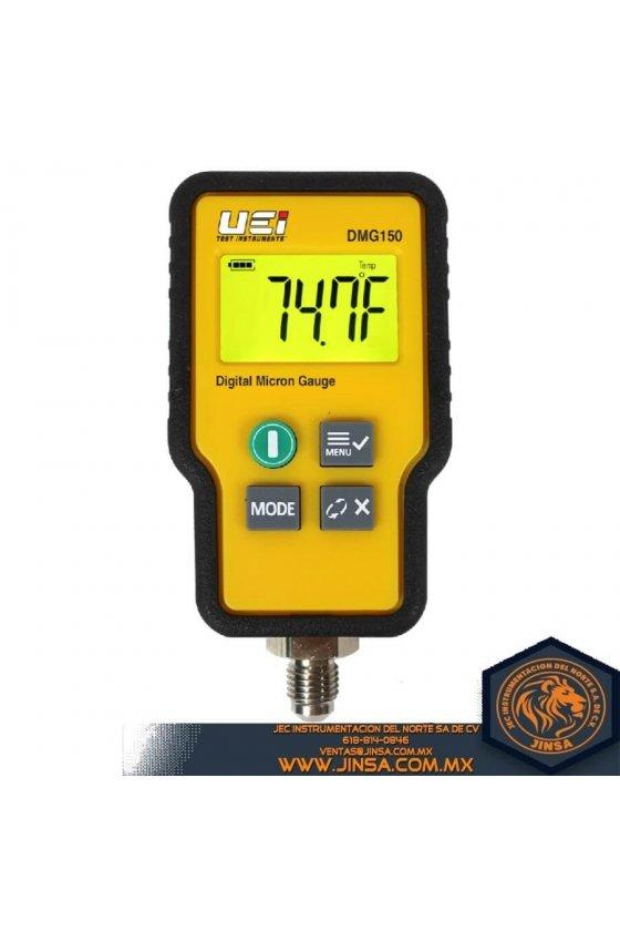 DMG150 Manómetro de micras digital