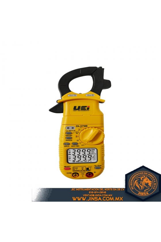 DL379B DIGITAL HVAC CLAMP METER