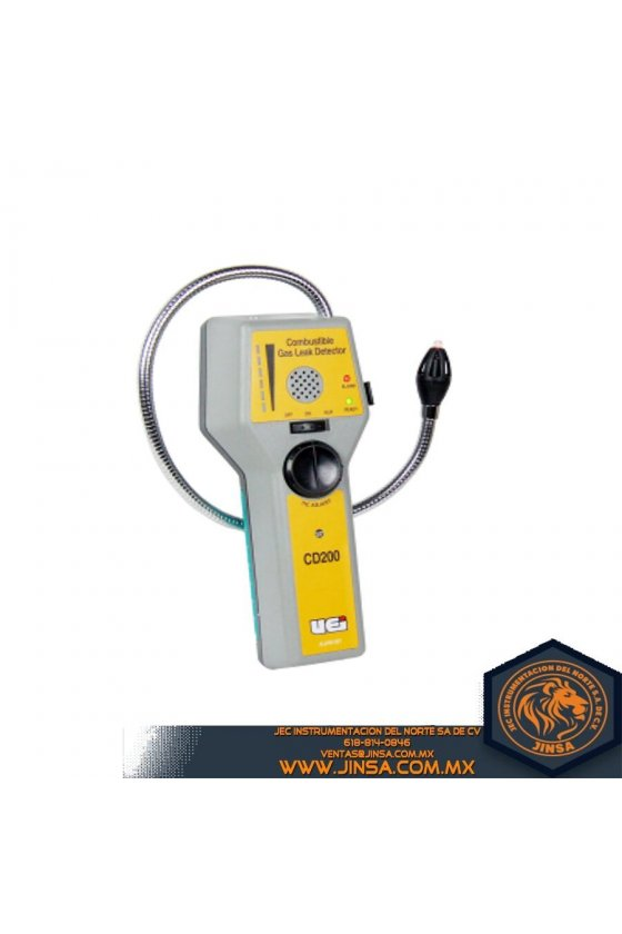 CD200 COMBUSTIBLE GAS LEAK DETECTOR WITH ALARM