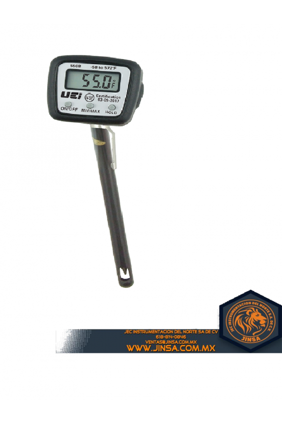 550B DIGITAL POCKET THERMOMETER