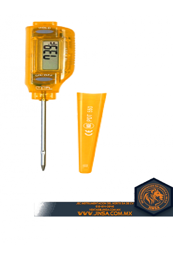 PDT550 termómetro digital de bolsillo