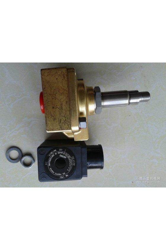 """Válvula para sub base de montaje para aire seco lubricante gases neutro de 1/2"""" modelo 321F35"""
