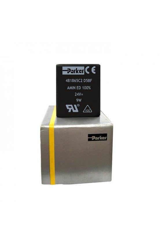 Bobina o solenoide de 24VCD modelo 481865C2