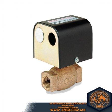 114760 Interruptor de flujos para líquidos serie FS5-3/4