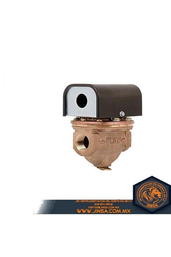 115400 Interruptor de flujo de liquido a presión de serie FS6-3/4