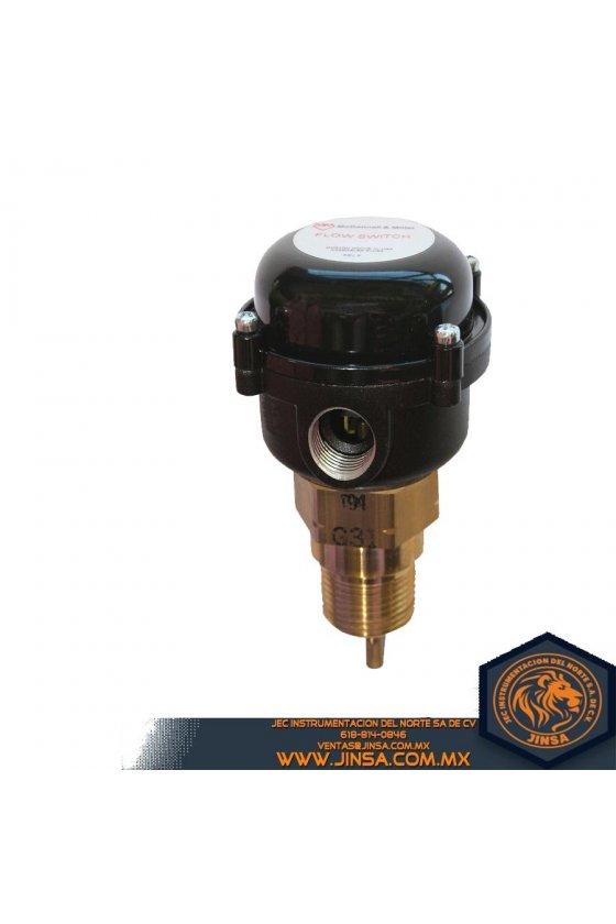 120601 Switch de flujo de propósito general con envolvente NEMA 4 serie FS8-W