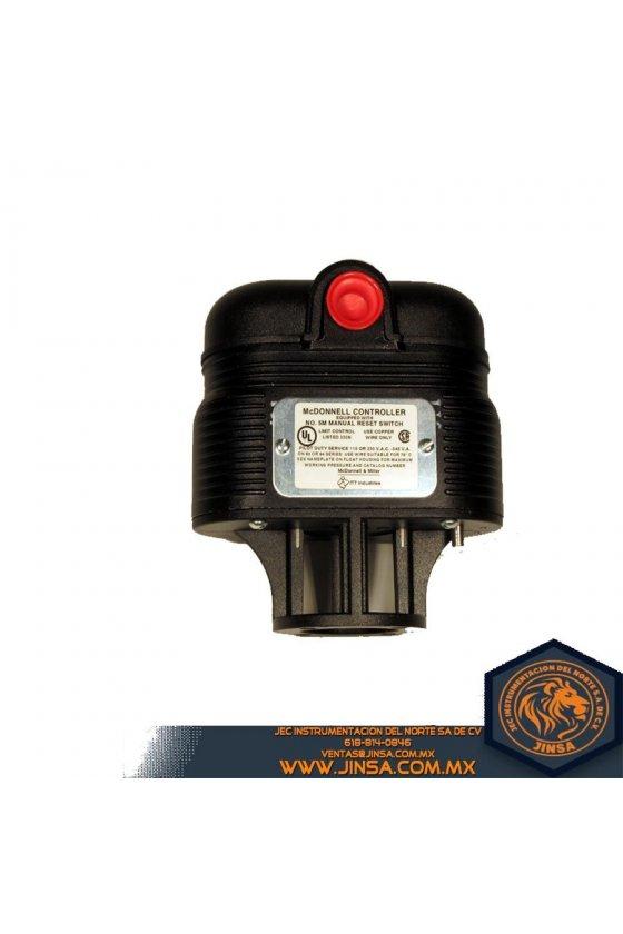110400 interruptor eléctrico con restablecimiento manual para Mcdonnell y Miller 96, 193 P/94-194 5M