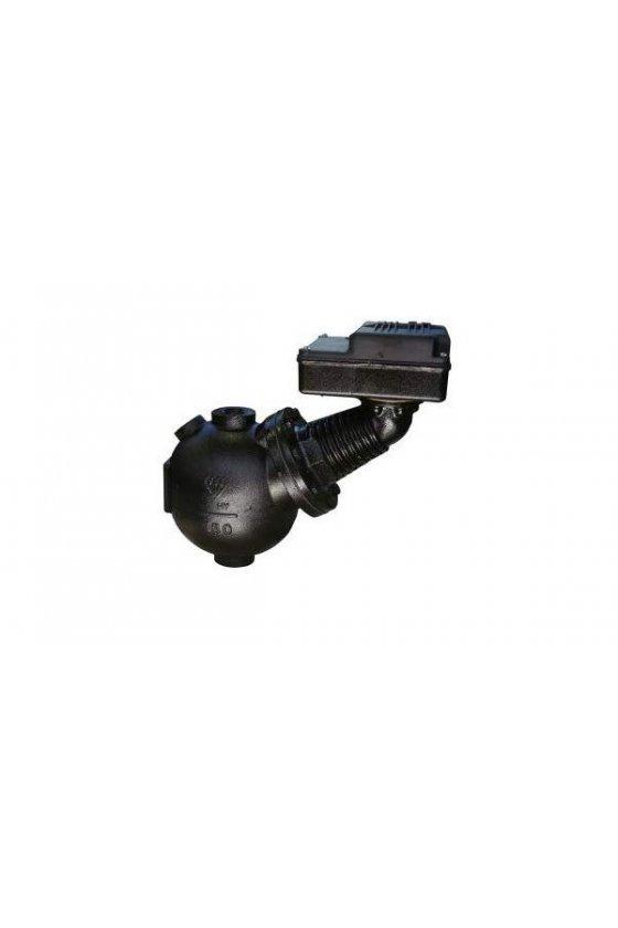 172702 Control de nivel con restablecimiento manual 157S-M