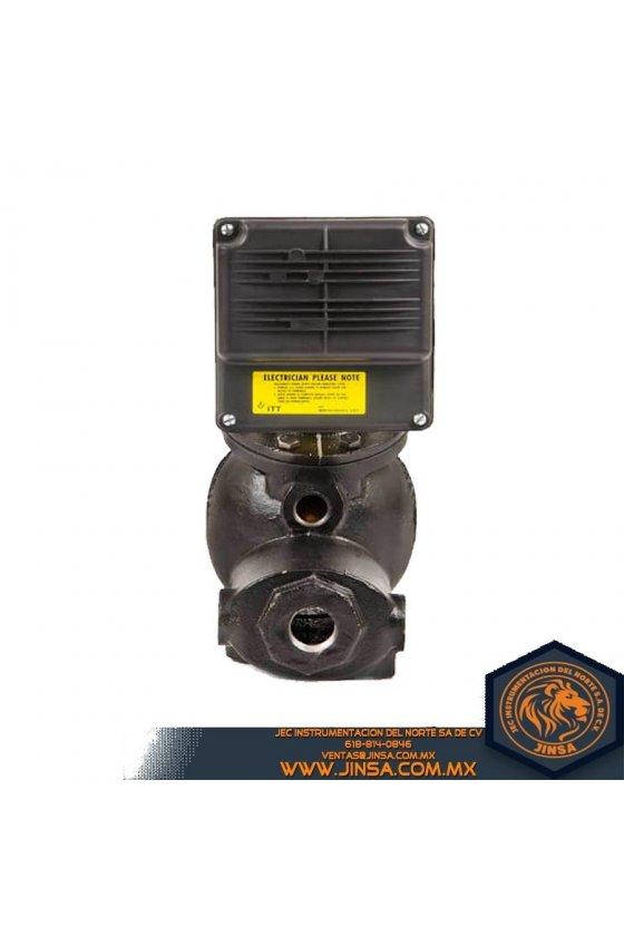 173502 control de nivel combinado y controlador de bomba con columna de agua serie 157S