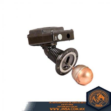 173203 Control de nivel Mecanismo de cabeza serie 150S-M-HD