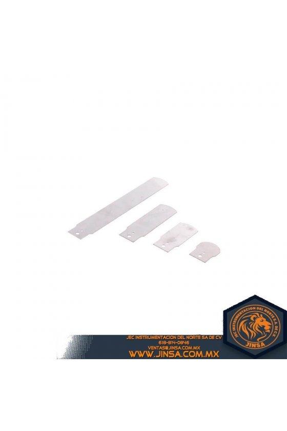310451 Paletas de acero inoxidable FS4/FS8 serie FS4-15SS