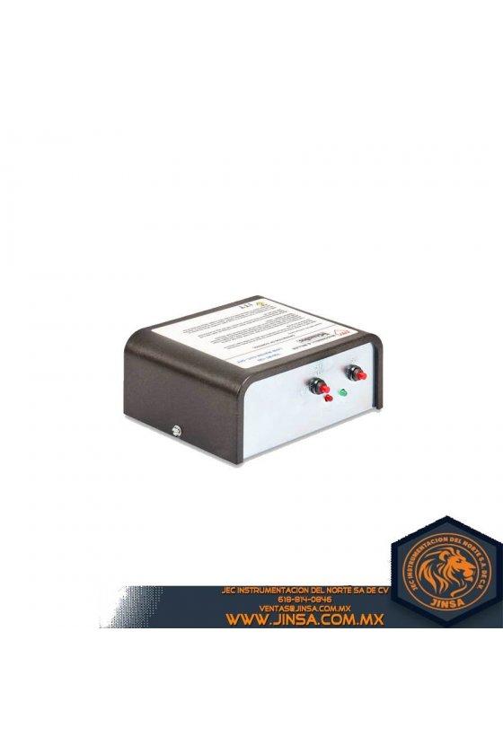 176206 Control con reset  automatico y switch de prueba serie 750-T-120