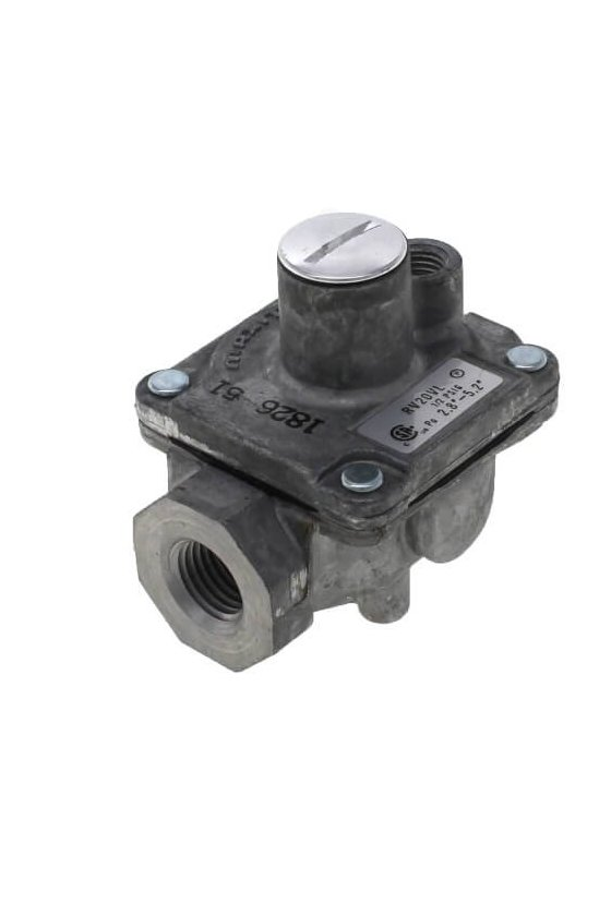 Regulador de gas 3/8 de serie RV20VL