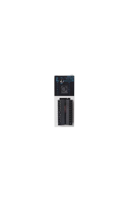 HCA8C-4AD Modulo DVP04AD-S para PLC 4 entradas análogas