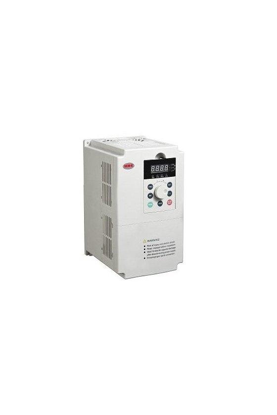 HV590-R75G2 Variador de frecuencia 1HP, trifasico 220VAC