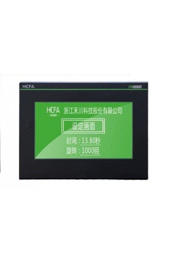 TL2510 HMI series TP25, resolución de 16 bits