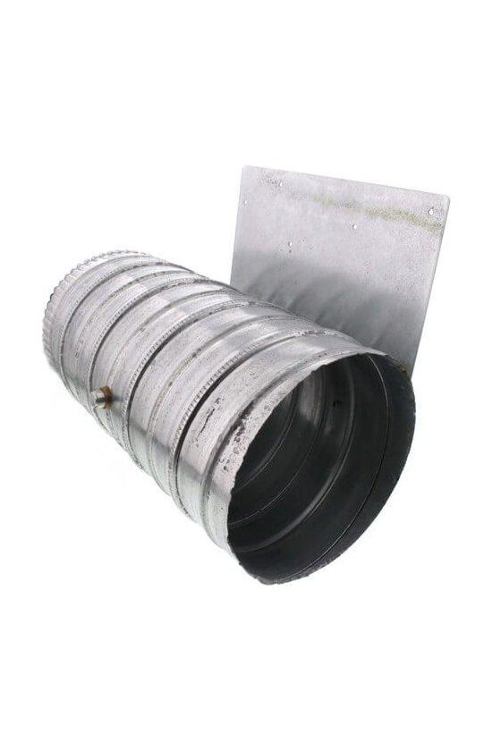 D690A1002 Damper redondo de una sola cuchilla de 6 pulgadas para actuadores VAV controlador