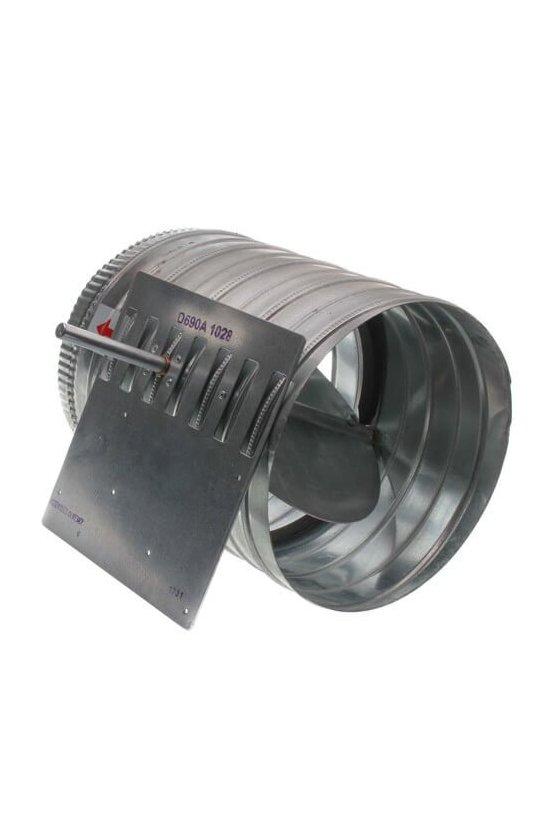 D690A1028 Dampers 10 IN s/actuador
