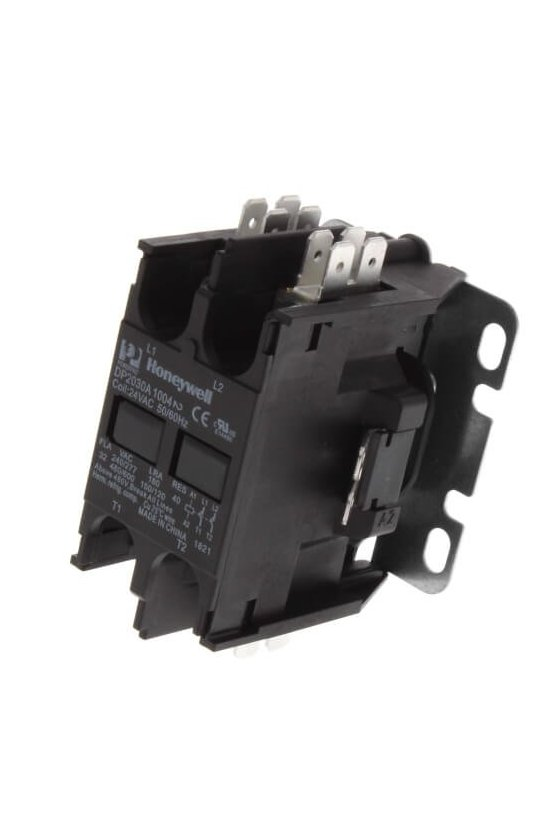 DP2030A1004 Contactor 24Vca 30A 2 Polos