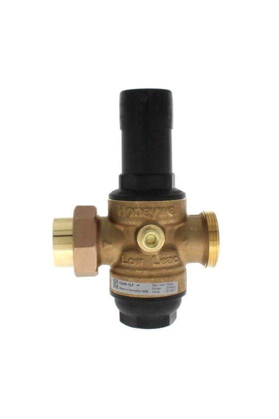 DS06-102-SUT-LF Válvula Reguladora 1 IN H NPT P/agua 15-90 Psi 82 GRAD C una tuerca