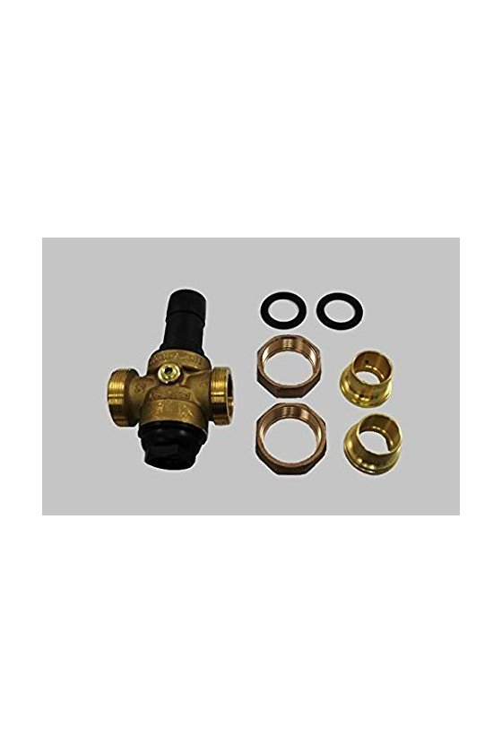DS06-103-DUT-LF Válvula Reguladora 1 1/4 IN H NPT P/agua 15-150Psi 82 GRAD C dos tuercas