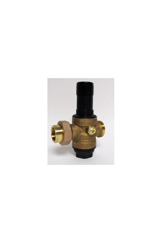 DS06-103-SUT-LF Válvula Regulador 1 1/4 IN H NPT P/agua 15-150Psi 82 GRAD C una tuerca
