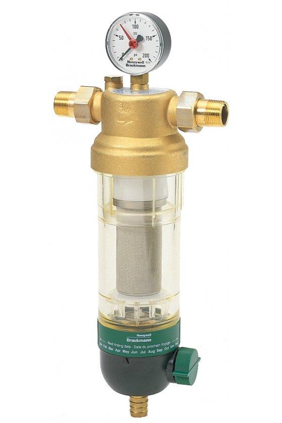 F76S1015 Filtro para agua de 3/4 con elemento AF11S-1A