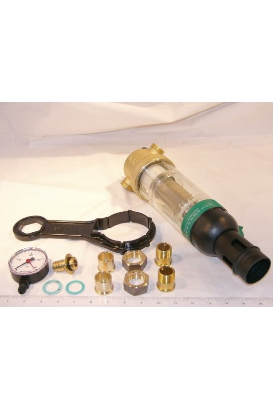 F76S1023 Filtro para agua 1 IN con elemento AF11S-1A