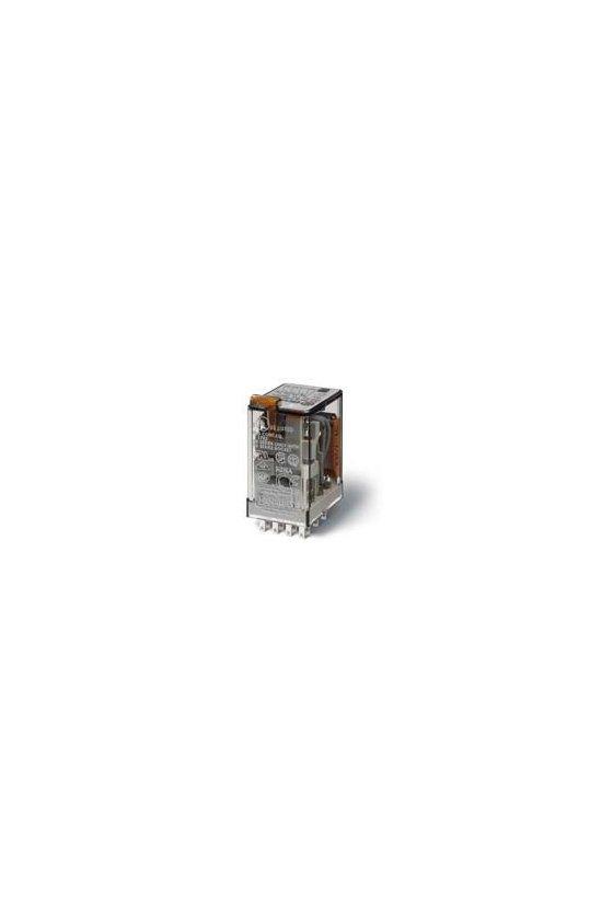 55.32.8.120.0040 Series 55 - Relés industriales 7 - 10 A