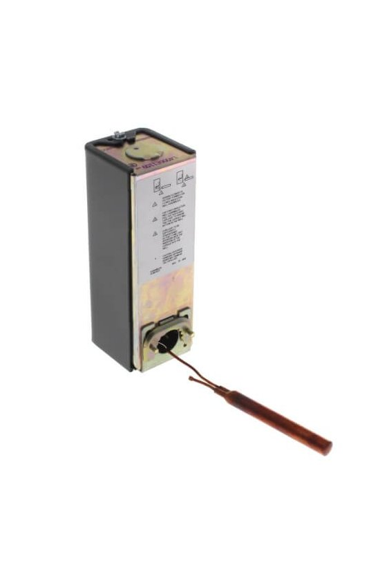 L4006E1109 controlador Aquastat de limite alto manual con temperatura de funcionamiento de 130 ° F a 270 ° F