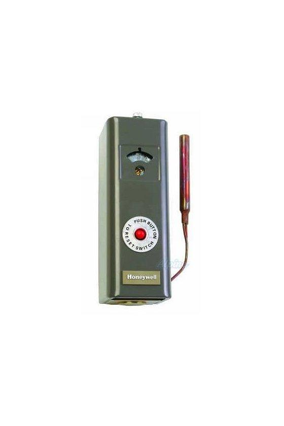 L6006C1034 Controlador Aquastat de límite alto o bajo con control de circulación