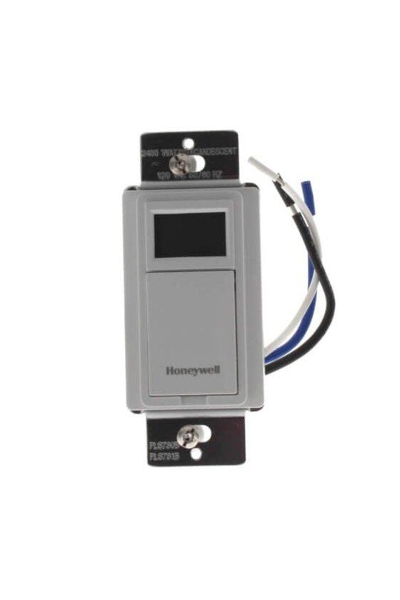 PLS730B1003 Timer de pared programable 120VCA 2400W carga max / motor 1hp