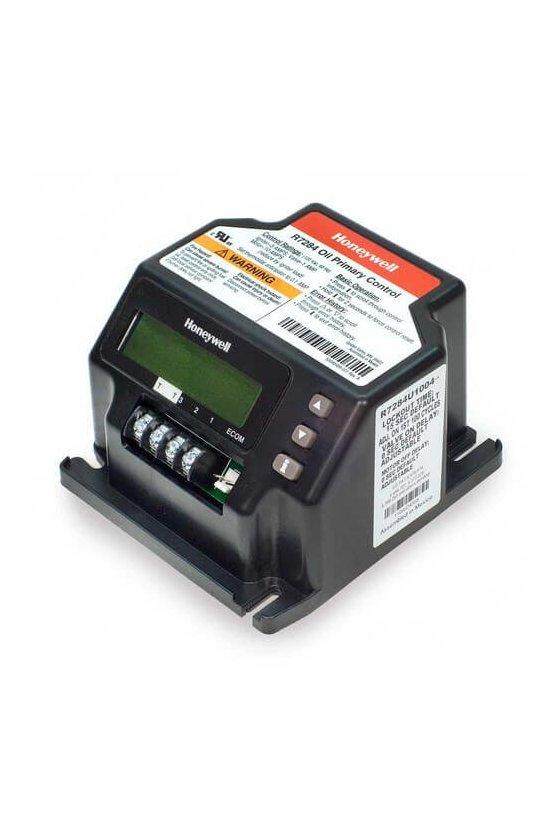R7284U1004 Control primario universal electrónico con parámetros programables y pantalla LCD.