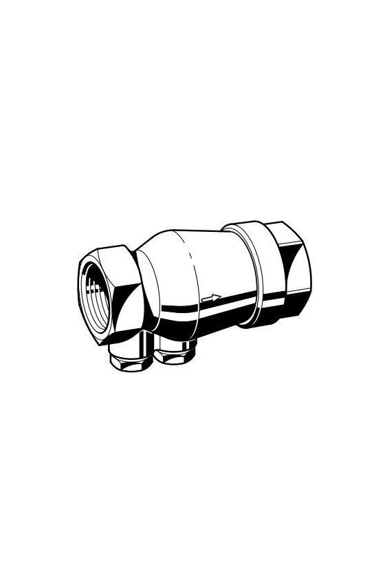 RV280-1A Válvula sin retorno de tamaño de tubería de 1 pulg.