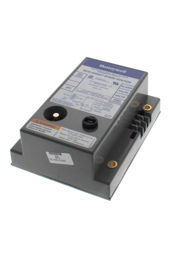 S87D1004/B Modulo de ignición por chispa de dos varillas con 6 segundos de prueba y temporización de bloqueo