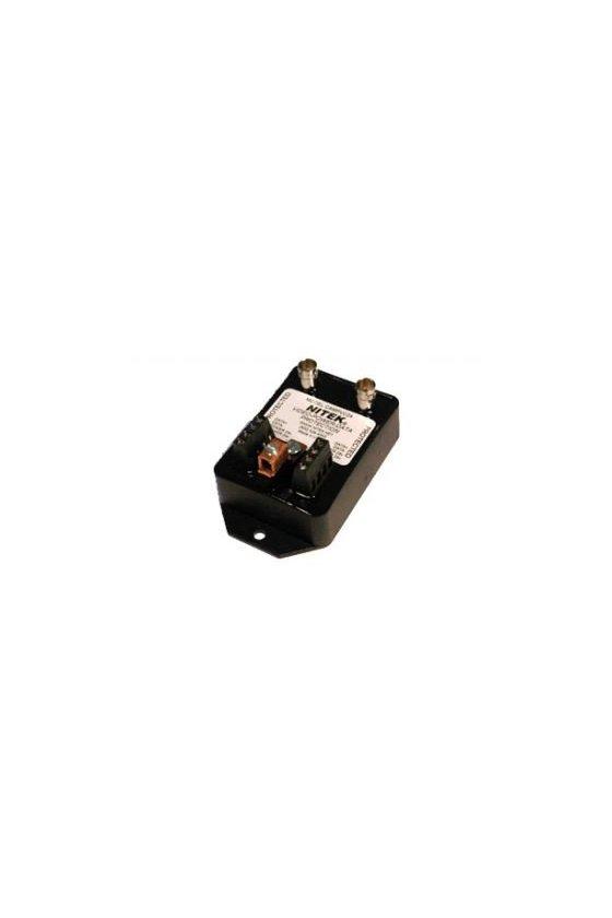 CAMPVC24 Cámara de video, RS422 y 12/24 Volt Power Surge Protector