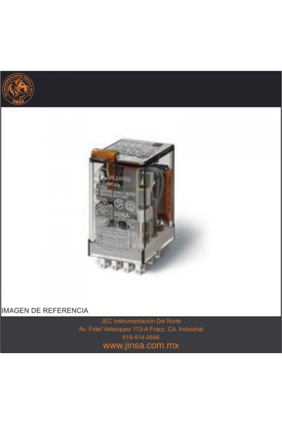 55.32.9.024.0074 Series 55 - Relés industriales 7 - 10 A