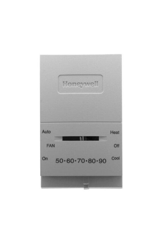 T834N1002 Termostato, sin mercurio, 1H / 1C, bajo voltaje