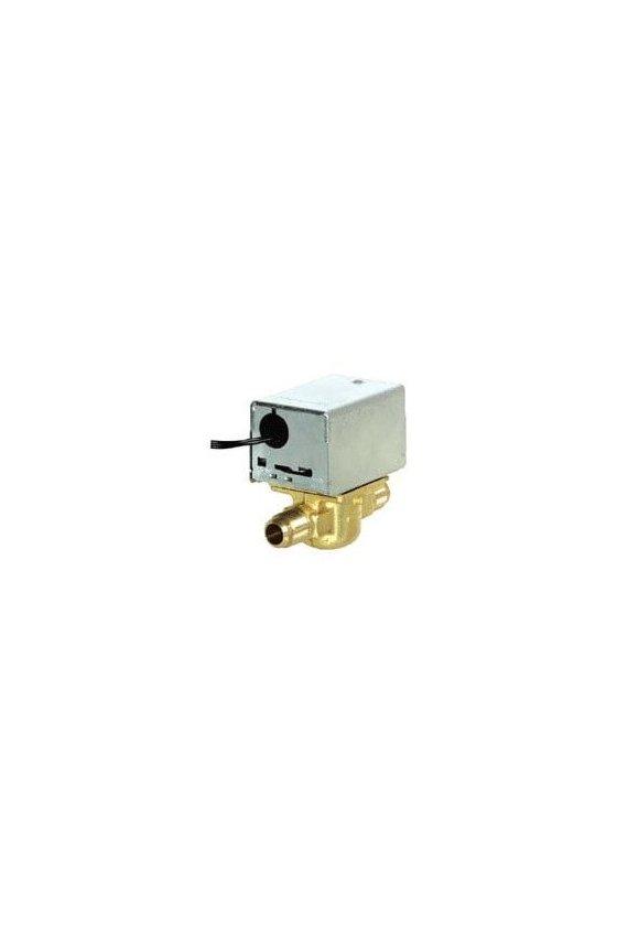 V4043A1002 Valvula motorizada 1/2 IN flare 120VAC