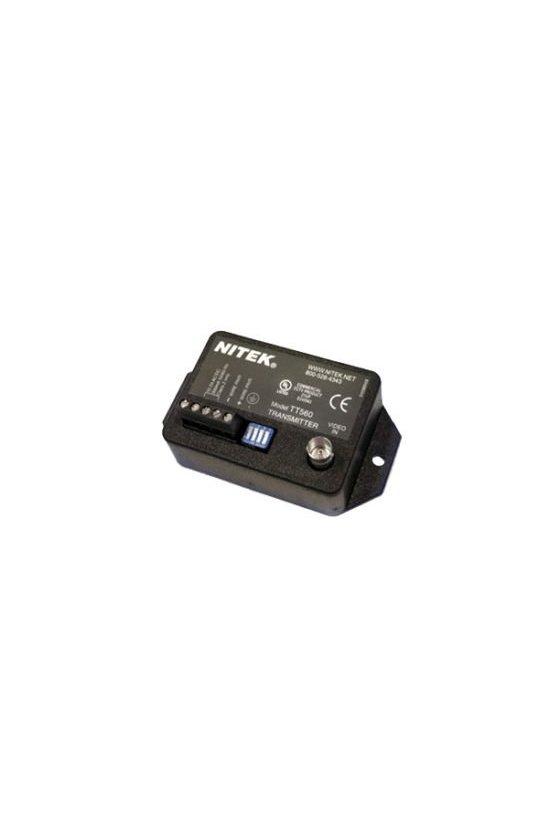 TT560 El transmisor de balun de video UTP de largo alcance activo