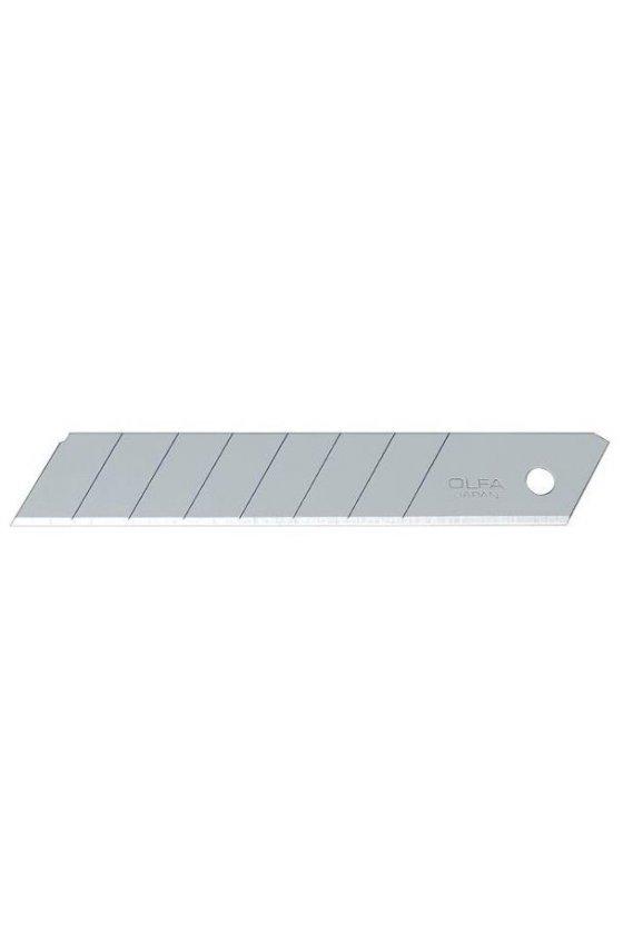 Cuchilla de cierre rápido de plata de 18 mm (LB-10B)