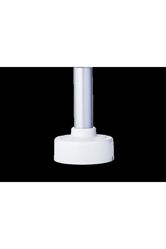 BFR Base con tubo de aluminio y adaptador p/montaje rápido 250mm base gris ref. 200 343 900