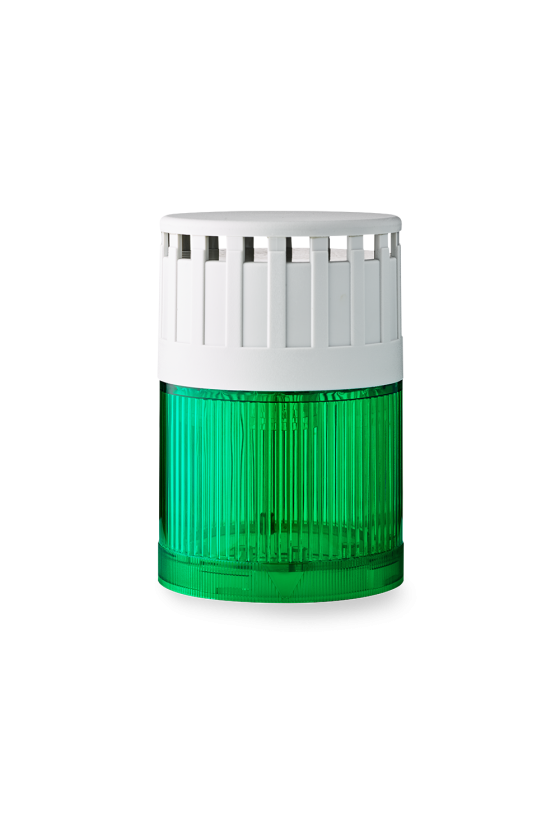 SLD Mod. luminoso-zumbador LED Fija (VE) base gris 230/240 V AC Cont/Int 107 ó 90dB