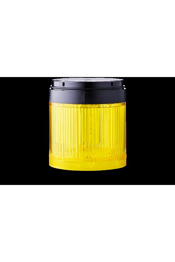 SLB SIGNAL70 Indicador de luz intermitente color amarillo 110/120 VAC (sin foco)